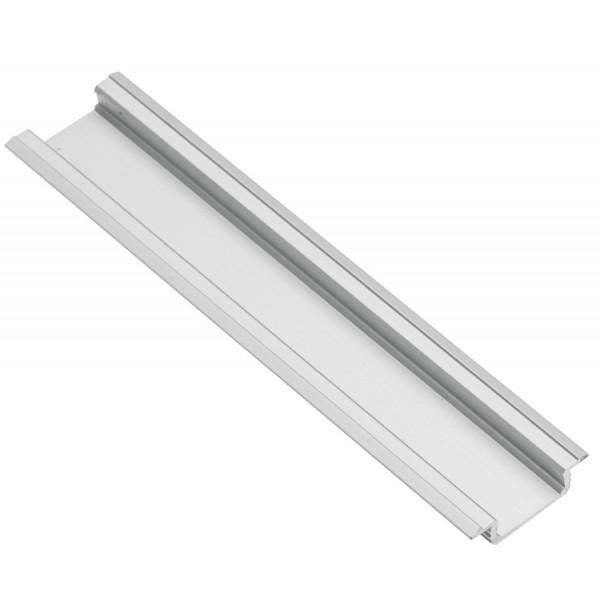 GTV alu profil za led trak - vgradni ALU PROFILI ZA  LED