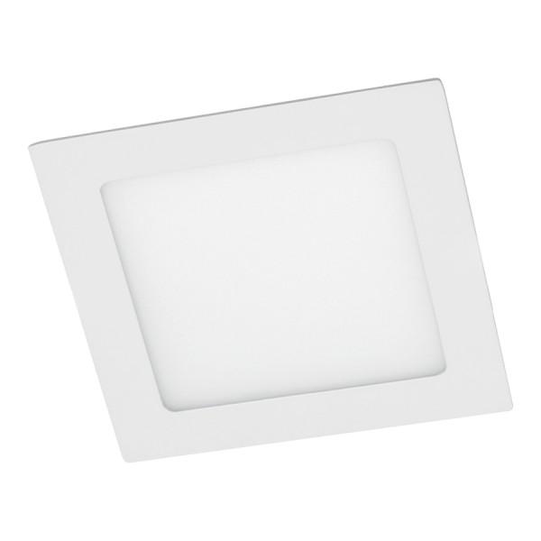 LED vgradni svetlobni panel GTV MATIS - topla bela svetloba
