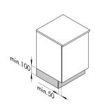 Mehanizem za odpiranje predala na senzor LIBERO 2.0