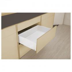 LINOS BOX višine H= 167 mm A beli GTV