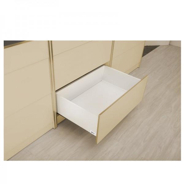 LINOS BOX višine H= 199 mm A beli GTV LINOS BOX