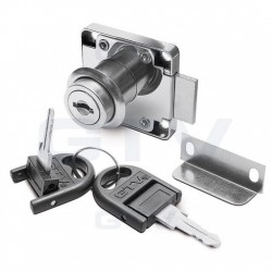 GTV Pohištveni ključavnica kvadratna - lomljen ključ