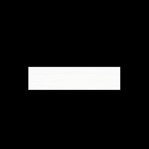 Robni trak ABS 2/22 beli hrapav ROBNI TRAKOVI